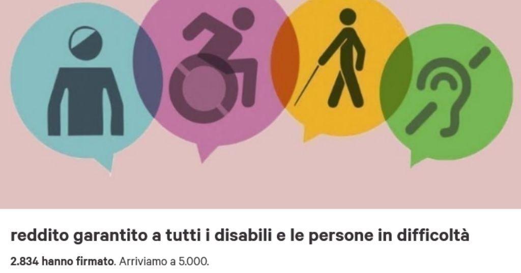 Aumento pensioni di invalidità. Cusanno: basta elemosine di stato