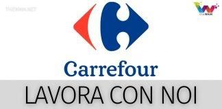 Carrefour lavora con noi
