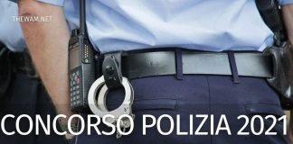 Concorso polizia 2021