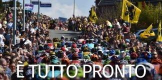 Giro delle Fiandre 2021: percorso e favoriti. Dove seguirlo?