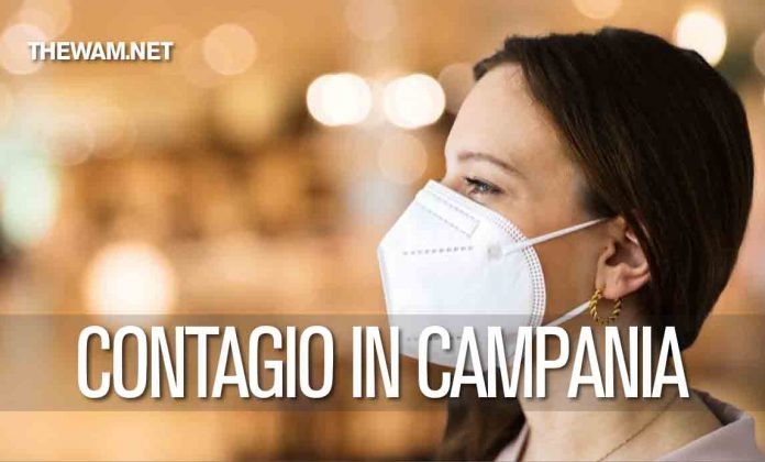 Coronavirus Campania. Ecco perché la regione è tutta rossa