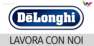 De'Longhi lavora con noi: le offerte di lavoro di marzo 2021