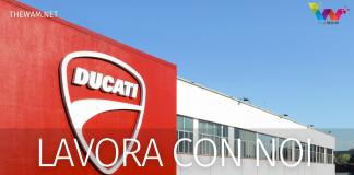 Ducati lavora con noi: le posizioni aperte a marzo 2021