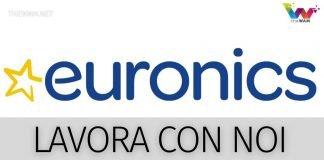 Euronics lavora con noi: le posizioni aperte a marzo 2021