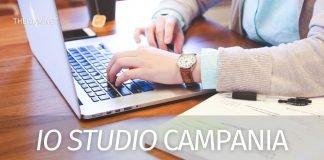 Io Studio Regione Campania 2021