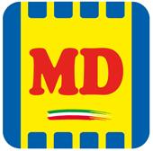 MD lavora con noi: il logo