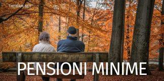 Pensioni minime marzo 2021: ultime notizie su importo, requisiti, domanda