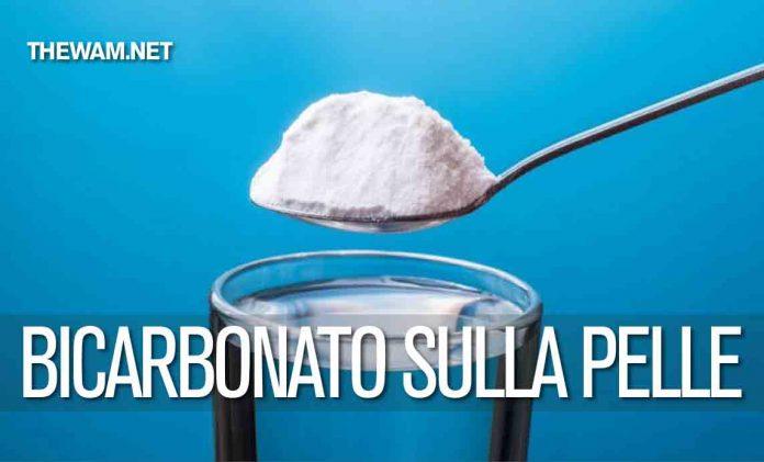 Bicarbonato di sodio, si può usare per lo scrub al viso?