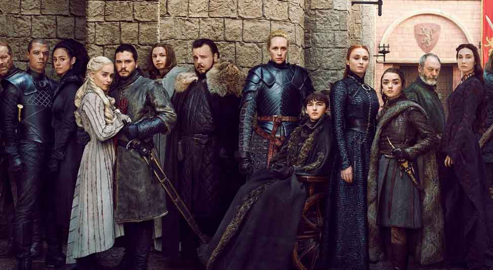 nuove uscite game of thrones