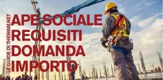 Ape sociale: cos'è, chi ne ha diritto, domanda, requisiti