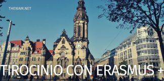 Bando Erasmus + per tirocini: come funziona