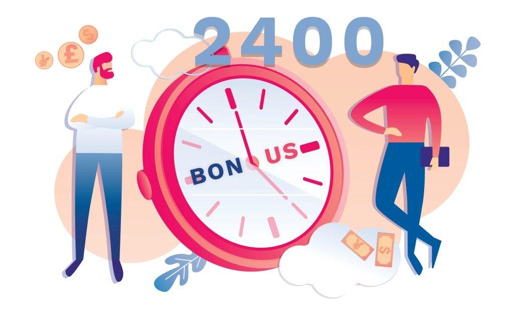 Bonus 2400 euro pagamento date