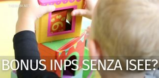 Bonus Inps con e senza Isee: esempi e cosa significa