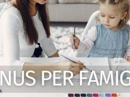 Bonus per famiglie: cosa sostituirà l'assegno unico figli. Detrazioni e incentivi