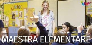 Come diventare maestra elementare