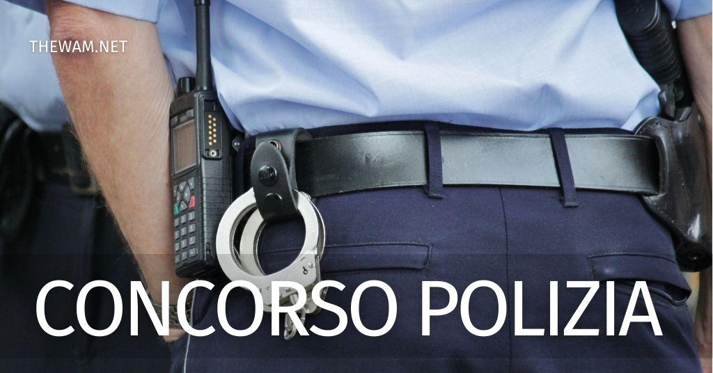 Concorso Polizia Penitenziaria in Puglia