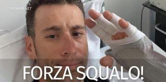 Infortunio Nibali: oggi in ospedale per tentare il recupero