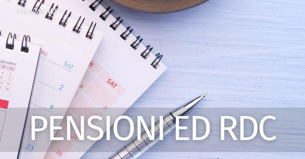 Pagamenti Reddito di cittadinanza ad aprile e pagamenti pensioni di maggio