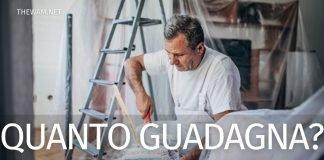 Quanto guadagna un imbianchino in Italia