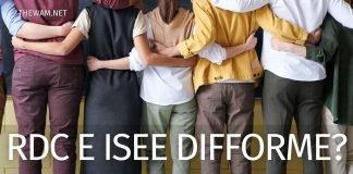 Reddito di cittadinanza bloccato per Isee difforme: cosa si può fare?