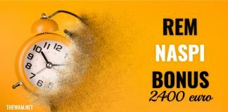 Reddito di emergenza proroga Naspi Rem bonus 2400 euro