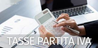 Tasse per le partite iva 2021: elenco imposte autonomi e costi