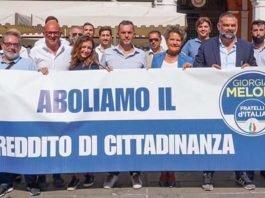Sostegni, Fratelli d'Italia propone abolizione di Rem e Rdc