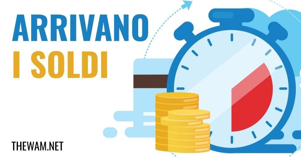 Bonus del Decreto Sostegni, primi pagamenti dall'8 aprile