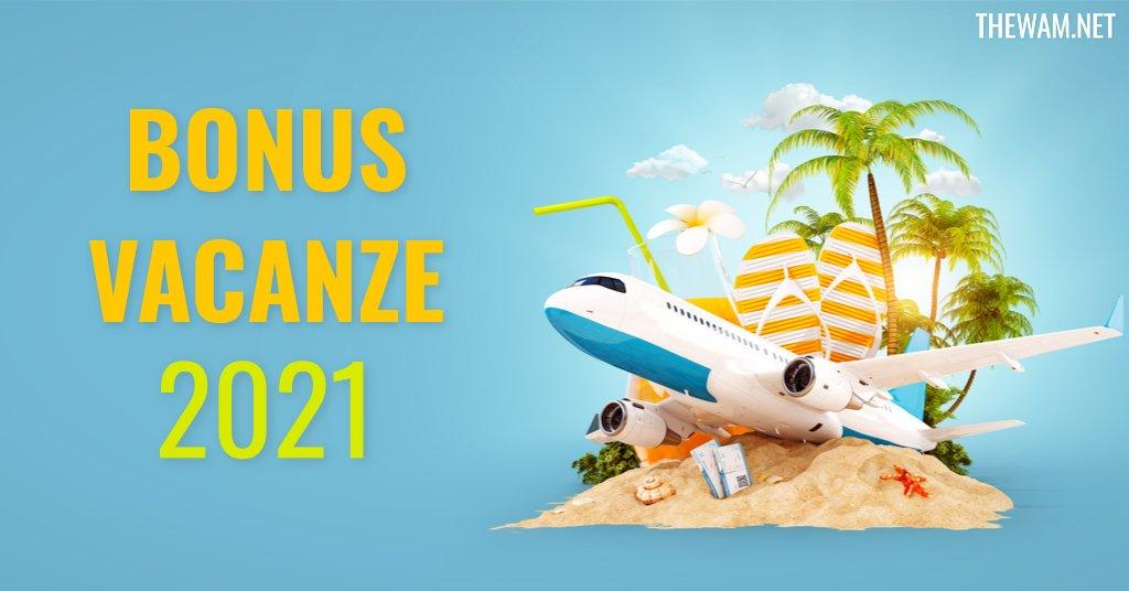 Bonus Vacanze 2021. Elenco delle strutture e come funziona