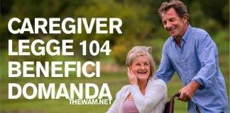Caregiver, legge 104 e agevolazioni: requisiti e domanda