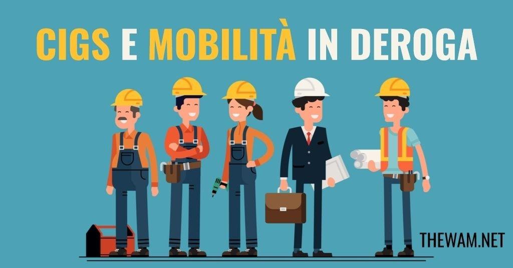 Cigs e mobilità rifinanziate: 180 milioni entro fine aprile