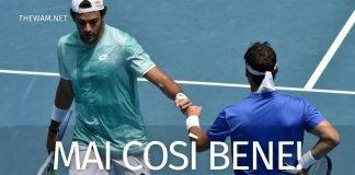 Classifica ATP, Italia d'oro: 10 azzurri nella Top 100
