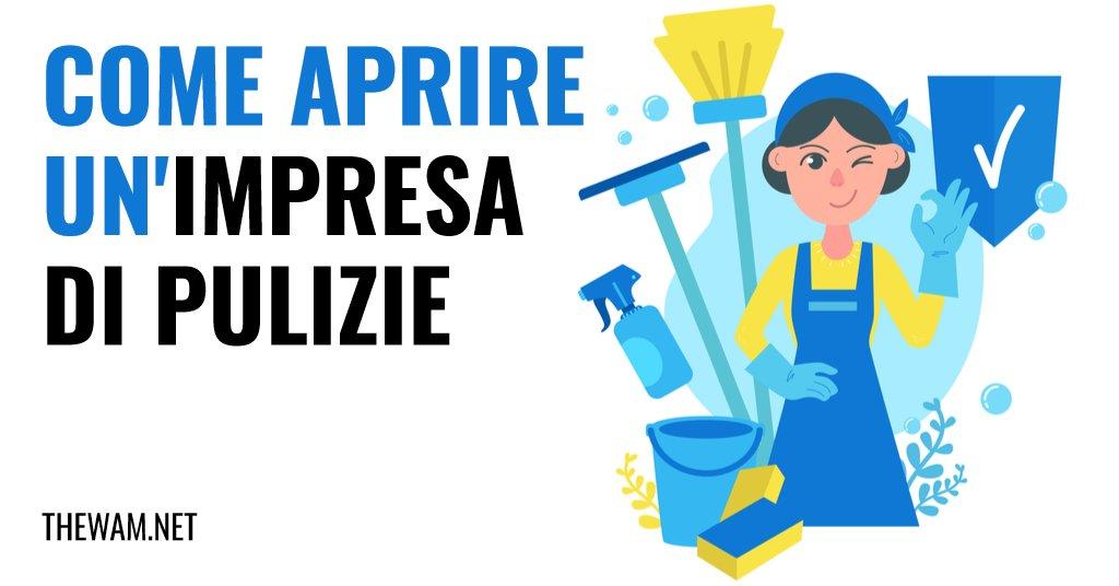 Come costituire un'impresa di pulizie 2021: costi e guadagni