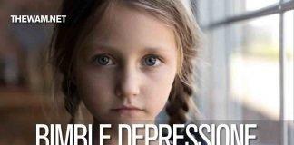 Depressione nei bambini: i segni e i sintomi
