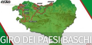 Giro dei Paesi Baschi 2021: tappe, classifica e diretta tv