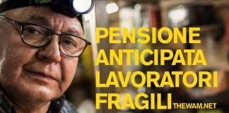 Lavoratori fragili, pensioni: in arrivo agevolazioni