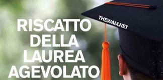 Riscatto della laurea agevolato: requisiti, importo, domanda