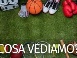 Sport in tv oggi: il programma completo di giovedì 15 aprile