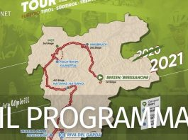 Tour of the Alps: tappe, favoriti, diretta tv e streaming