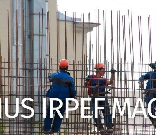 Bonus Irpef maggio 2021