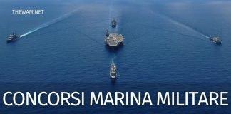 Concorsi Difesa nella marina militare