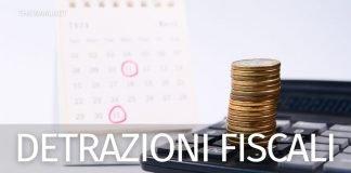 Detrazioni fiscali 2021: quali sono quelle principali e come fruirne