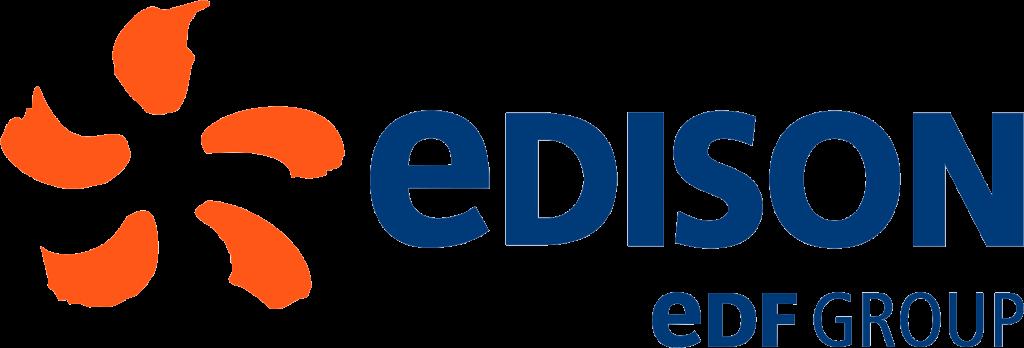 Edison lavora con noi: il logo