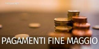Pensioni, Reddito di cittadinanza, Bonus, Stipendi: i pagamenti di maggio 2021 in arrivo