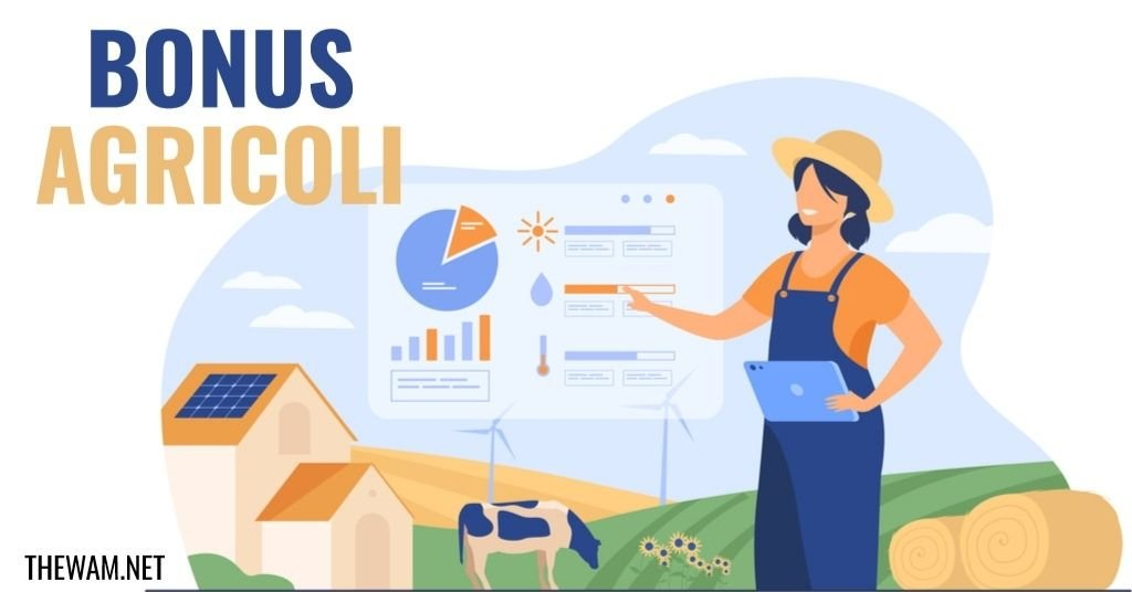 Bonus agricoli più vicino: bonus 2400 euro e Naspi?