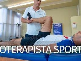 come diventare fisioterapista sportivo