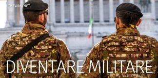 Come diventare militare in Italia?