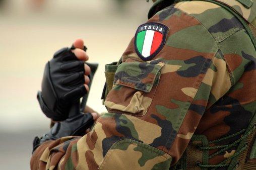 Diventare militare in Italia