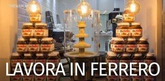 Come fare per lavorare in Ferrero.