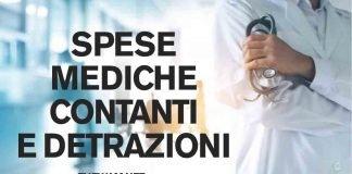 Spese mediche: nessuna detrazione se pagate in contanti